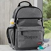 Personalized Diaper Bag Backpack - Skip Hop Duo - 21016