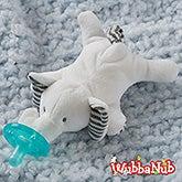 Wubbanub Pacifier - Afrique Elephant - 21118