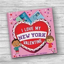 I Love My Valentine Personalized Storybook - 21204