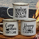 Personalized Camping Mugs - Outdoor Inspiration - 21214