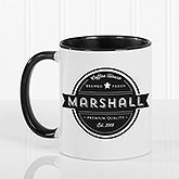 Personalized Coffee Mugs - Coffee House - 21292