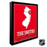 New Jersey Devils Personalized NHL Wall Art - 21321
