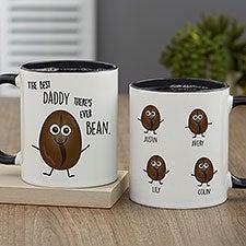 Coffee Puns Personalized Coffee Mugs for Dad, Grandpa - 21337