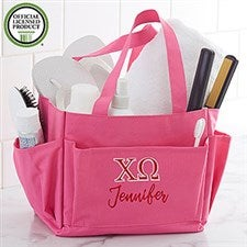 Chi Omega Sorority Shower Caddy - 21350