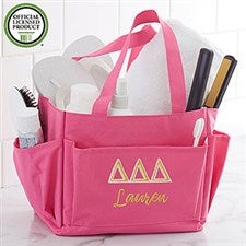 Tri Delta Sorority Shower Caddy - 21351