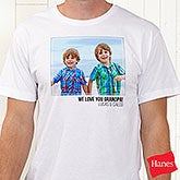 Personalized Photo Apparel - 21382
