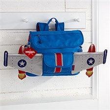 Bixbee Rocketflyer Kids' Backpack & Backpack ID Tag - 21407