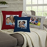 Personalized Photo Throw Pillows For Her - 21452