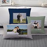 Wedding Photo - Custom Photo Throw Pillows - 21464