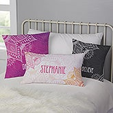Personalized Mandala Throw Pillows - 21477