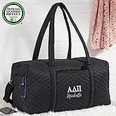 Alpha Delta Pi Personalized Duffle Bag - 21501