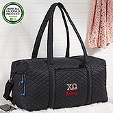 Chi Omega Personalized Duffle Bag - 21502