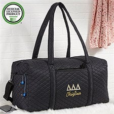 Tri Delta Personalized Duffle Bag - 21503