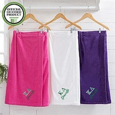 Kappa Delta Embroidered Towel Wrap - 21519