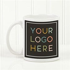 Custom Logo Mugs - Your Logo Here Coffee Mugs - 21553