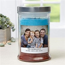 Personalized Photo Candle - Picture Perfect - 21613