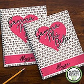 Gamma Phi Beta Sorority Personalized Notebooks - 21641