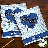 Kappa Kappa Gamma Sorority Personalized Notebooks - 21644