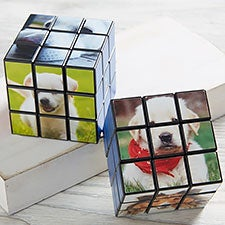 Pet Photo Personalized Rubik's Cube - 21767