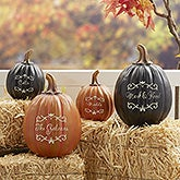 Personalized Pumpkins - Halloween Vines - 21960