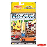 Melissa & Doug® Vehicles Water Wow Activity Book - 22033