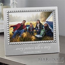 Mariposa Personalized Statement Picture Frames - 22335