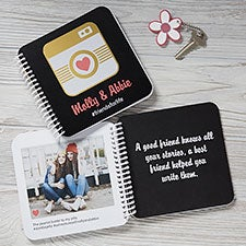 Friends Forever Soft Cover Personalized Mini Photo Book - 22341