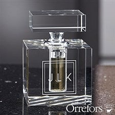 Orrefors Classic Celebrations Personalized Perfume Bottle - 22395