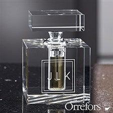 Orrefors Classic Celebrations Personalized Perfume Bottle - 22395