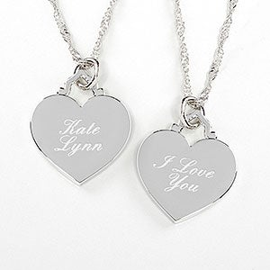 71e3637bc Personalized Necklaces & Custom Pendants | PersonalizationMall.com