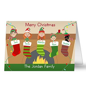2018 Holiday Christmas Cards Personalization Mall