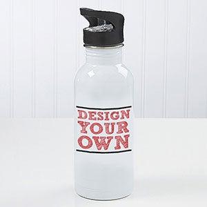 Design Your Own Custom Water Bottles