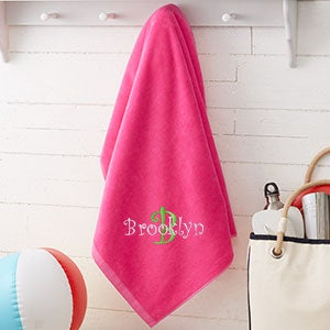 8 POOL BALL Embroidered onto Towels Bath Robes with Personalised name