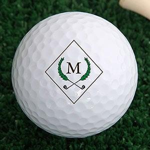 68f4537c36f5f Personalized Cherry Wood Cigar Humidor - Golf Club Design