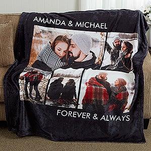 custom photo blanket Personalized Blankets   PersonalizationMall.com custom photo blanket