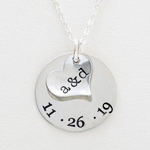 Personalized Necklaces & Custom Pendants