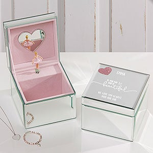 Personalized Jewelry Boxes Keepsake Boxes Personalizationmall Com