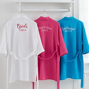 507a161002 Personalized Robes