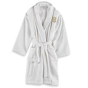 Wamsutta® Unisex Terry Bathrobe a28974cd1