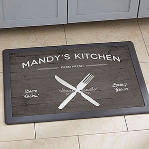 Personalized Kitchen Floor Mats | Personalization Mall