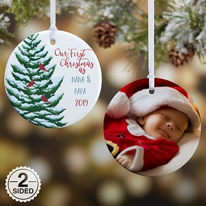 Grandparent s First Christmas Personalized ... ceaa865904