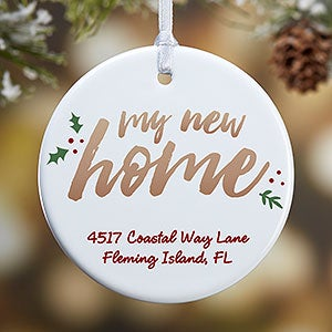2018 new home christmas ornaments personalization mall