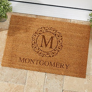 Personalized Doormats Welcome Mats Personalization Mall