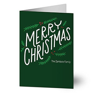Unusual Boxed Christmas Cards.2019 Holiday Christmas Cards Personalization Mall