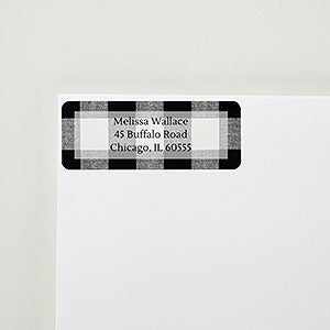 address labels custom printed envelopes personalizationmall com
