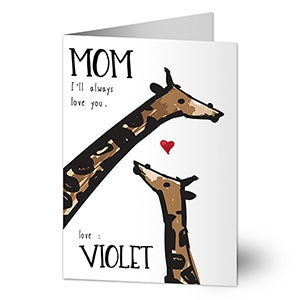 Personalized Greeting Cards | PersonalizationMall com