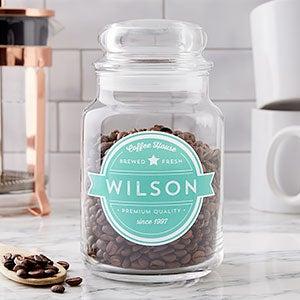 Personalized Candy Jars Treat Jars Personalization Mall