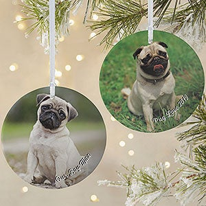 2019 Dog, Cat & Pet Christmas Ornaments | Personalization Mall