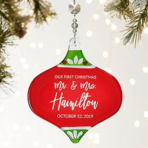 Hamilton Christmas Ornament.New 2019 Christmas Ornaments Personalizationmall Com