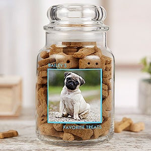 Personalized Dog Treat Jars Personalization Mall